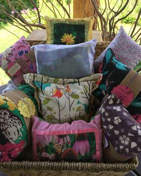 Pillows & Sachets Tulipan